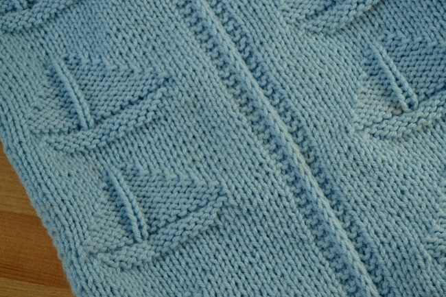 Sailboat Baby Blanket Knitting Pattern Peace But Not Quiet